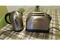 Kenwood Toaster and Kettle