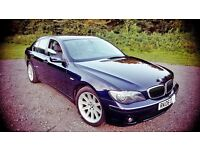 BMW 7 Series , 730d Sport , E65 , Excellent condition