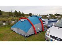 Quechua air seconds 4xl tent