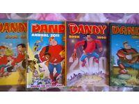 Beano dandy books