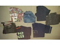 Bundle of boy clothes 4-5 years