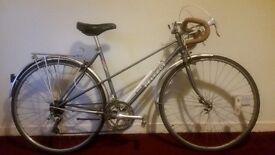 Vintage Peugeot Camargue Ladies Racing bike
