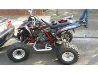 2006 56 YAMAHA RAPTOR 660R ROAD LEGAL