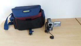 Sony Digital DCR-PC5E Video Camera Recorder.