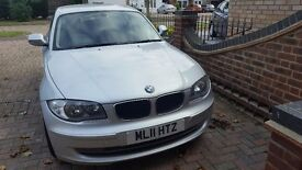 BMW 116 D SE 2011 11 REG