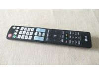 LG AKB72914004 genuine TV remote