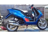 piaggio nrg | motorbikes & scooters for sale - gumtree