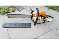 Petrol chainsaw MT 9999