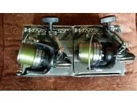 Daiwa Windcast X QD 5000 Reels