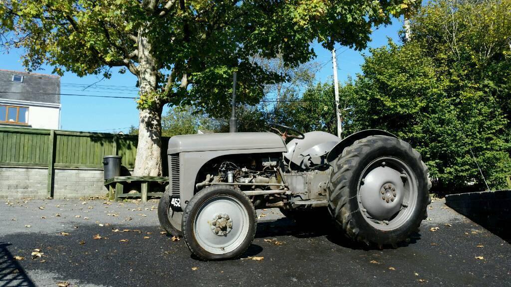 1952 Ferguson te20 Tractor   in Llanelli, Carmarthenshire   Gumtree