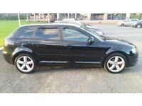 2010 Audi A3 Sportback 1.6 SE Technik 5 Door 77k Miles Cat D repaired with Before and After Pictures