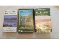 Fishing Videos Benson and Hedges Scotland for Fishing A Fisher For All Seasons