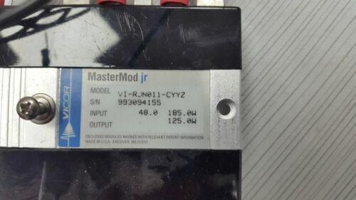 Vicor DC DC Converter mastermod jr vi-rjn011cyyz