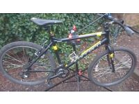 "Carrera Parva Mountain Bike Rigid 20"""