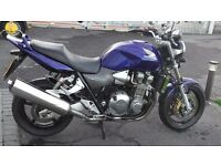 Honda 1300 CB the ultimate muscle bike