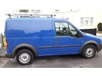 05 ford transit connect long mot very good cond