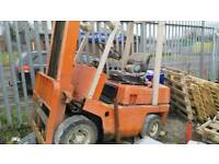 Fork truck spares or repairs