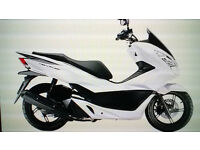 Christmas has come early!! Brand NEW 2016 Honda PCX ** Save over £300 on show room price **