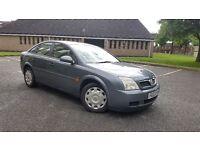 2003 Vauxhall Vectra 1.8 LS 16v 5 Door Hatchback LONGMOT Family Mondeo Megane Passat Focus 406 407 C