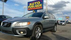 Volvo XC70  2010 3.2 / AWD/ CUIR/ TOIT OUVRANT/ AC/ BLIS/ CRUISE