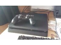 Used Sony Playstation 4 Slim Console [BOXED]