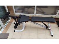 BODY-SOLID Bench Flat/Incline/Decline/Leg developer