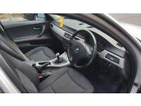 BMW 320d 2006 Manual, Diesel, Silver (new 12 Months MOT)