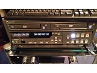 Pioneer PRV-LX10 Professional/ Industrial DVD-Video Recorder - VGC/ FWO