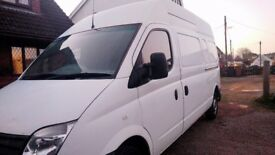 Clean Tidy. LDV Maxus 2.5 LWB Van High Top 120k