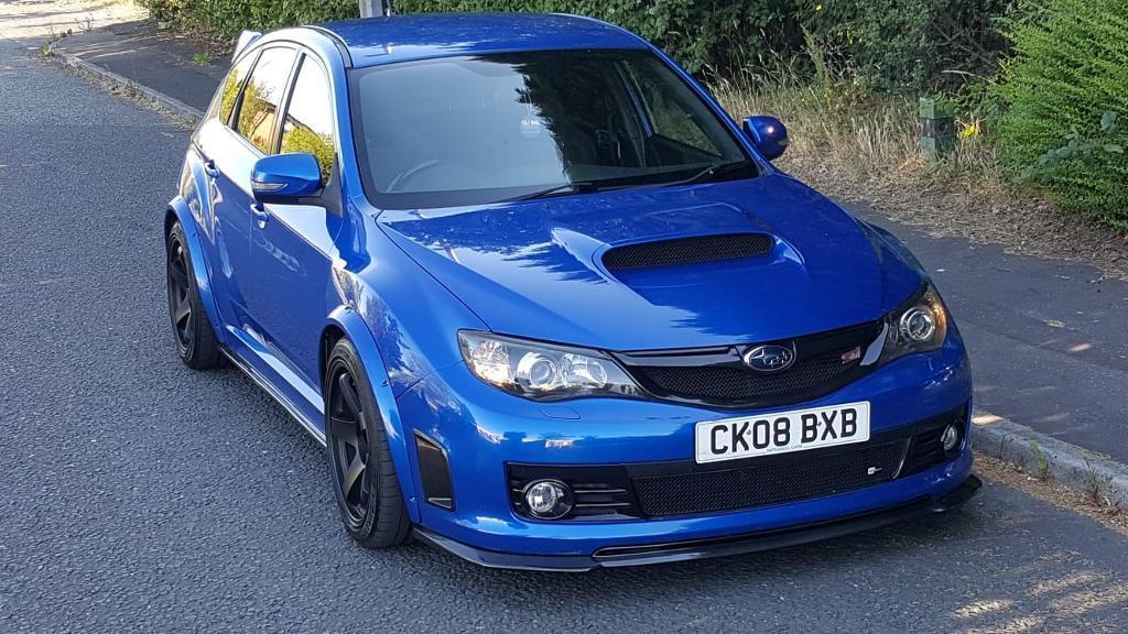 Subaru Impreza Wrx Sti Hatch 1 Off In Blackburn Lancashire Gumtree