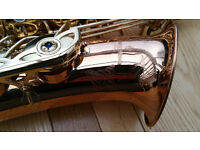 Lovely condition Yanagisawa A992 alto saxophone