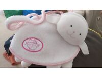 Baby Annabel doll changing bag