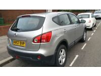 NISSAN QASHQAI 2.0 DCI 6 SPEED, FULLY LOADED, PANAROMIC ROOF, DRIVES LIKE NEW, BARGAIN OFFER!!!!!!!!