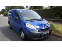 2010 10 REG CITROEN DISPATCH 1.6 HDI 1000 L1H1 DIESEL ONE OWNER . FULL HISTORY