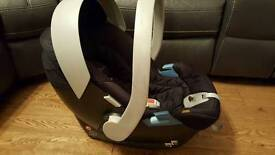 Cybex Mama's and Papa's Aton Car Seat - as new