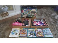 Wii u 32gb games console with box