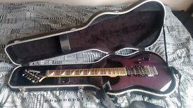 Jackson Pro series DK2 Dinky MIJ (Made in Japan) electric guitar
