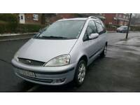 2005 Ford galaxy 1.9tdi Ghia x