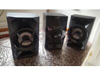 Sony MHC-EC619IP Home Audio System