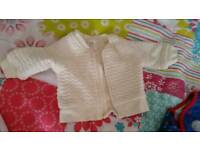 Baby jacket upto 1 month h&m