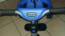 Little tike bike