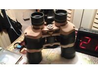 Eagle binoculars in excellent working condition with case
