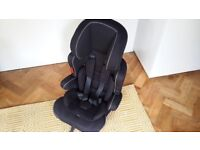 Child Car Seat. Halfords Essentials Group 1/2/3 in good condition