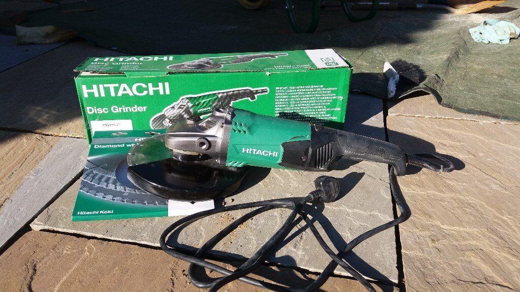 Hittachi G23SS 230mm Angle Grinder 230V 1900W