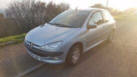 2004 Peugeot 206 Special Edition Fever