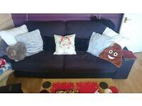3 seater sofa IKEA