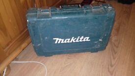 makita dril box