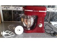 MORPHY RICHARDS STAND MIXER (KITCHEN MACHINE)