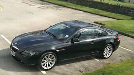 2006 BMW 650I SPORT AUTO V8 06 REG LPG CONVERTED 2 PREVIOUS OWNERS LPG