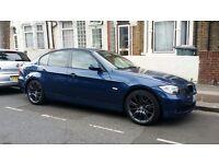 BMW 320I SE, AUTOMATIC SPORT, M3 ALLOYS, 8 MONTHS MOT, FULL SERVICE HISTORY, OFF WHITE INTERIOR